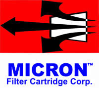 Wound Filter Cartridges, Activated Carbon Filter Cartridges, Dual Clean & Antimicrobial Filter Cartridges and Filter Housings & Accessories from Micron Filter Cartridges Corp
