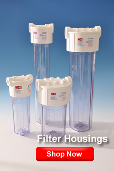 Micron Filter Cartridge Housing