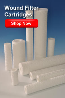 Micron String Wound Filter Cartridges | Micron Filter Cartridge Corp